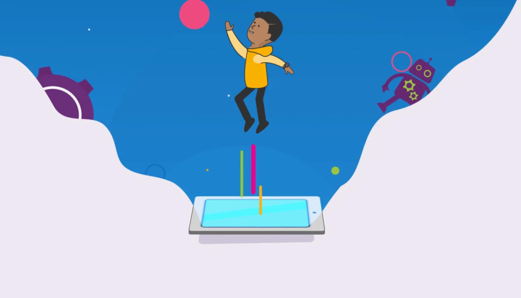 Animatie Salto Basisscholen